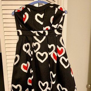 Hearts on Fire Jessica Simpson Dress
